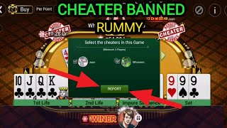 Teen patti gold :Rummy win back to back : Rummy Cheater Id band screenshot 3