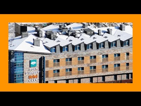 Hotel Font D` Argent Canillo 4* - 51 OPINIONES - Canillo - Andorra