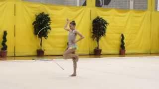 trillium rhythmic 2015 anastasia shanko rope national junior