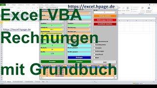 1 Rechnungsprogramm Mit Grundbuch Kundendatenbank Und