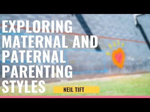 Maternal and Paternal parenting Approaches Exploring: Maternal and Paternal Pare