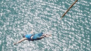 Homemade Bungee jump -the FINAL-