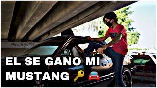 EL GANADOR DE MI MUSTANG | LOS TOYS