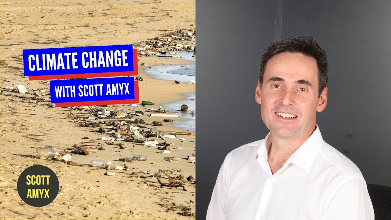 PODCAST: MAY 1, 2020 CLIMATE CHANGE WITH SCOTT AMYX