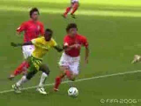 South Korea vs. Togo