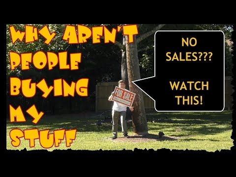 Here's Why You Have NO SALES On Your Website And Affiliate Marketing Offers