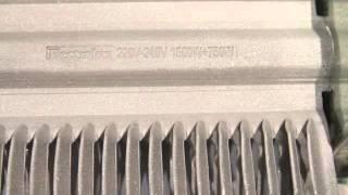 Видеообзор конвекторов Electrolux серии Air Gate (механическое управление)