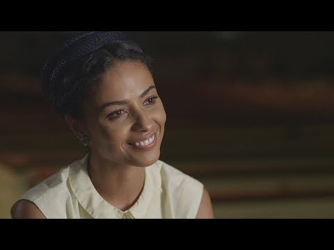 Meta Golding As Rosa Parks in 'Behind The Movement'  TV One