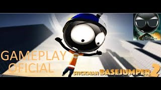 Stickman base jumper 2 gameplay oficial
