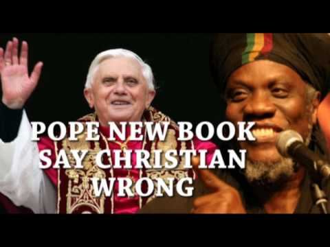POPE new book tells more about lies being taught in church