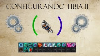 Tibia - Configurando tudo no Tibia 11 (Action Bar, HUD, Hotkeys...)