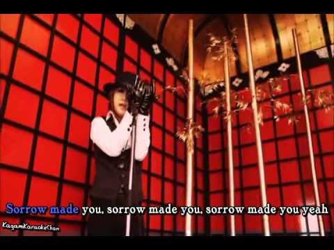 the GazettE - The Invisible Wall (Eng+Karaoke)