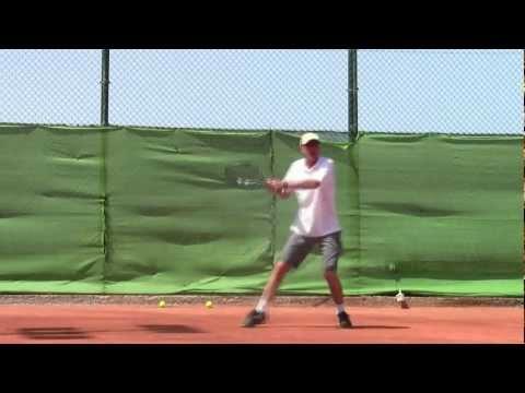 Tennis Vorhand Topspin in HD - Online Tenniskurs