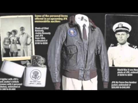 Dan Meader on John F. Kennedy Collection, David Powers Estate Auction