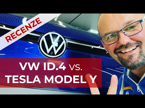 VW ID.4 vs. TESLA MODEL Y - PRVNI DOJMY A KONFIGURATOR