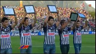 Monterrey - Tijuana (Jornada 2 Apertura 2011)