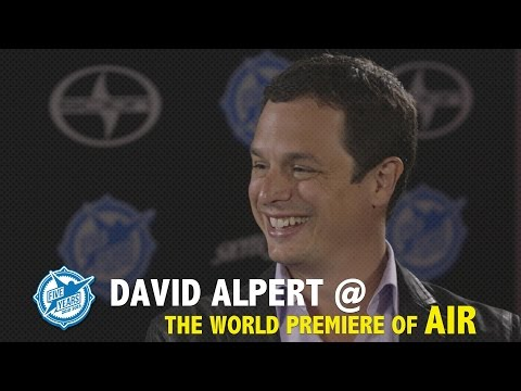 Interview with David Alpert, Producer of AIR