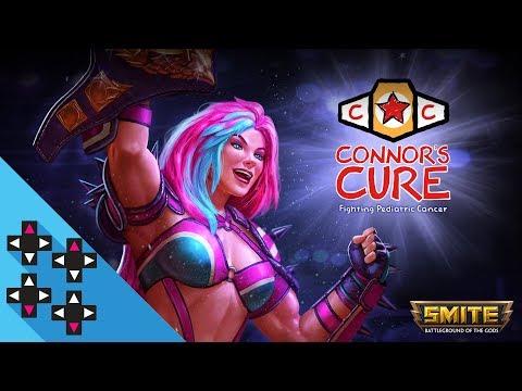 Connor's Cure SMITE Bundle - DROPKICK TERRA SKIN! — UpUpDownDown Streams