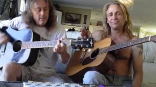 bastard broken guitar blues 001