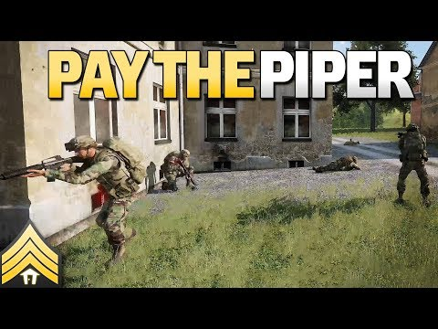 Pay the Piper — ShackTac Arma 3