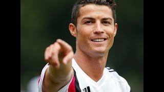 BEHIND THE SCENES: First preseason training session for Cristiano Ronaldo