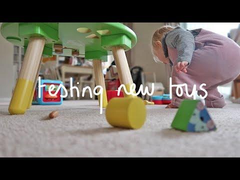 TESTING NEW TOYS   AD   Rhiannon Ashlee Vlogs