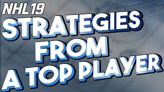 NHL 19 Online Strategies from a TOP PLAYER!