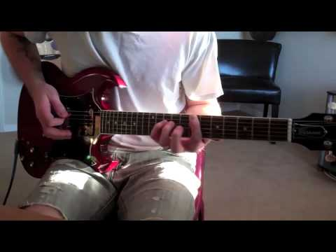 The Used - The Taste of Ink (guitar cover)