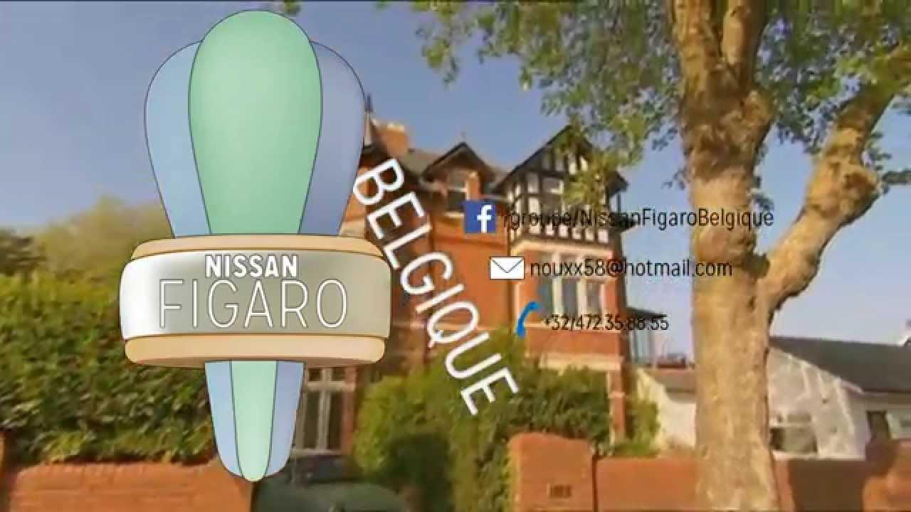 Nissan Figaro Vue Au Cinema A La Tv En Pub Youtube