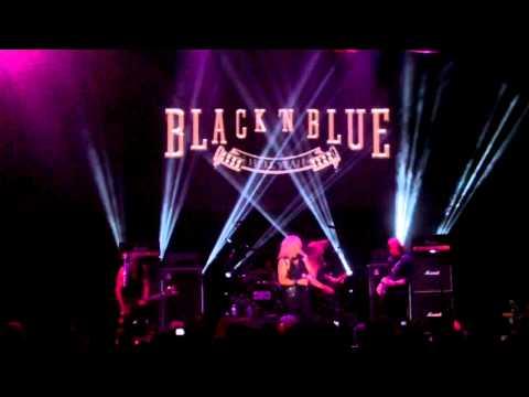 Black 'N Blue: Autoblast