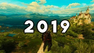 Top 10 Best New Upcoming Games Of 2019 | Nintendo Switch (4k 60fps)