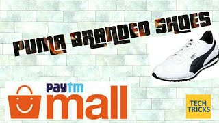 quality design e7934 bf4e1 Unboxing Paytm mall New branded puma shoes 🔥🔥