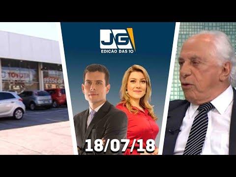 Jornal da Gazeta - Edição das 10 - 18/07/2018