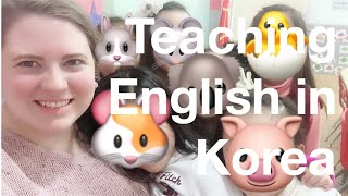 Day in the Life: Teaching English in Korea
