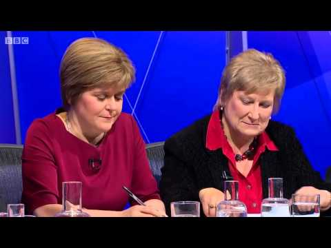 Question Time in Falkirk   28/11/2013