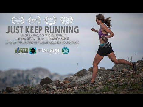 Just Keep Running | New Zealand Ultramarathon Runner Ruby Muir