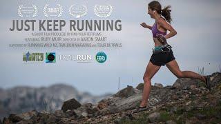Just Keep Running | New Zealand Ultramarathon Runner Ruby Muir
