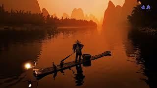 古典音樂 古箏音樂 笛子音樂 放鬆音樂 輕音樂 平靜的音樂 - Beautiful Chinese Music, Guzheng vs Bamboo Flute Music Relaxing.