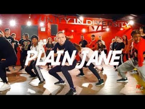 "Asap Ferg - "" Plain Jane"" 