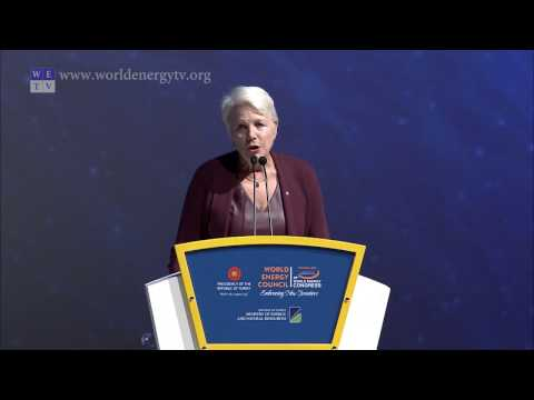 World Energy Congress | Marie-José Nadeau, Chair of the World Energy Council - Opening Address