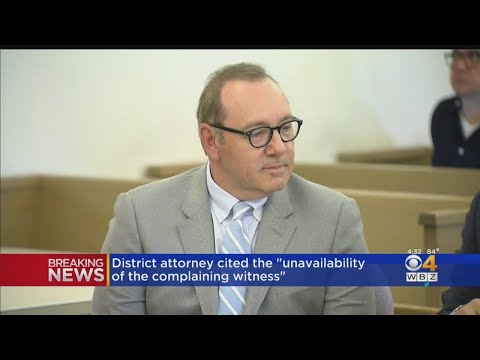 Prosecution Drops Charges Against Kevin Spacey