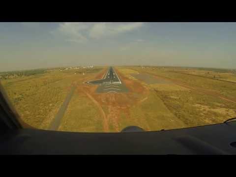 Indflyvning Til Bamako