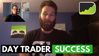 Day Trader Success Story, Failures & Serious Effort - Jerremy Newsome | Trader Interview