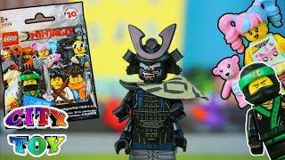Lego Ninjago Película minifiguras y dioramas
