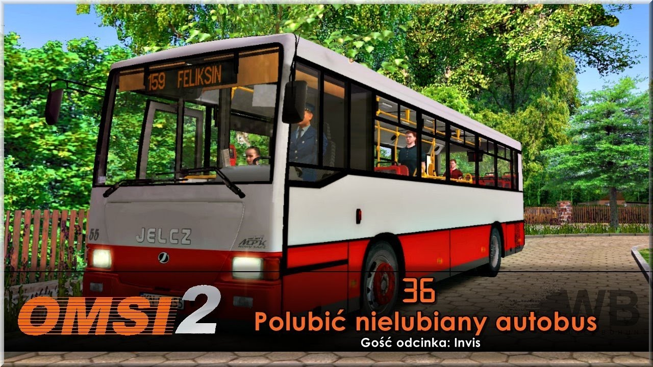 """OMSI 2 – #36 """"Polubić nielubiany autobus"""""""