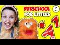 Preschool Learning Videos - Preschool for Littles - Online Virtual Preschool Video - Learn at Home