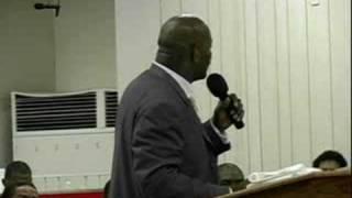 "Evangelist Gilbert White Sr. -""This is the Jubilee""  Part I"