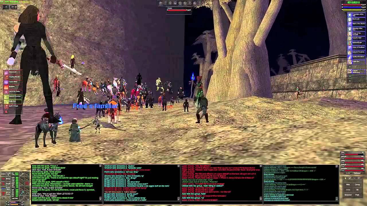 Temerity defeats Avatar of Earth