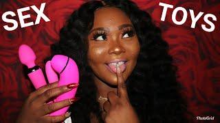 With her pussy bbw toys Ebony