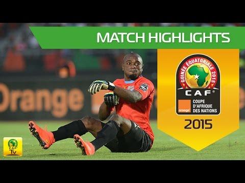 Zambia - D.R. Congo | CAN Orange 2015 | 18.01.2015